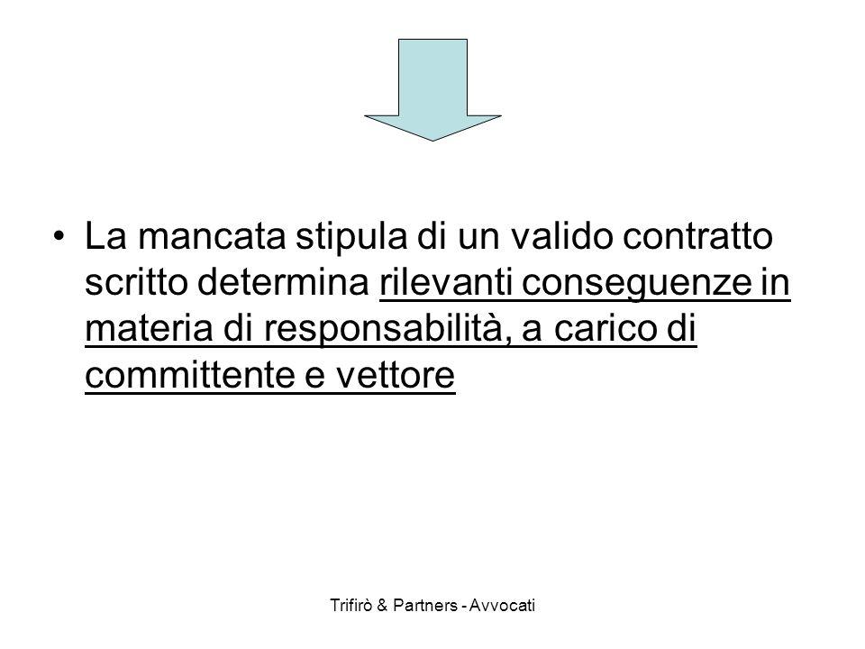 Trifirò & Partners - Avvocati