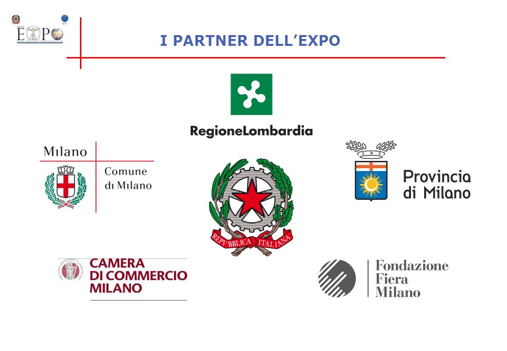 I PARTNER DELL'EXPO