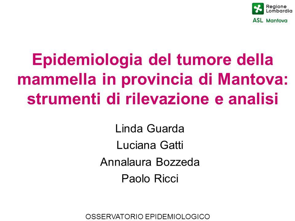 Linda Guarda Luciana Gatti Annalaura Bozzeda Paolo Ricci