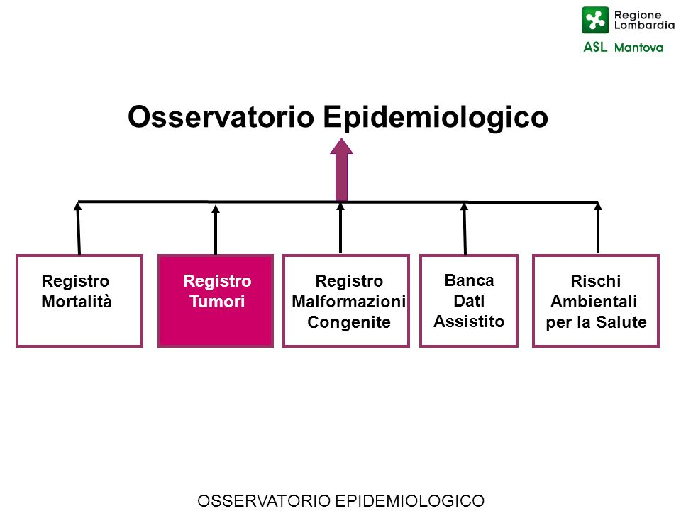 Osservatorio Epidemiologico