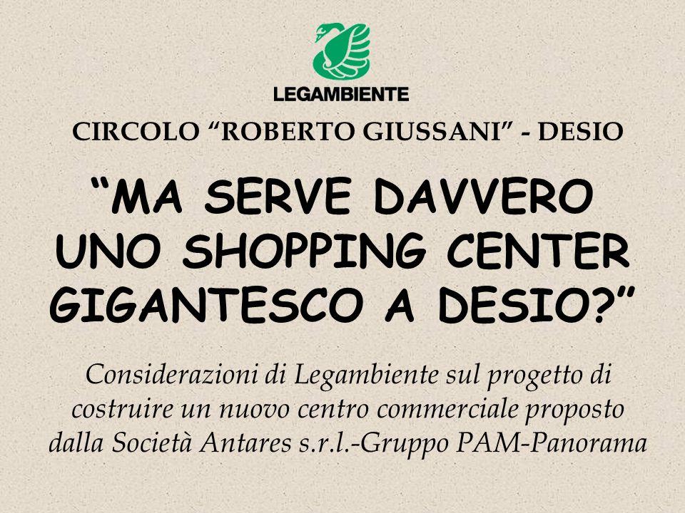 CIRCOLO ROBERTO GIUSSANI - DESIO
