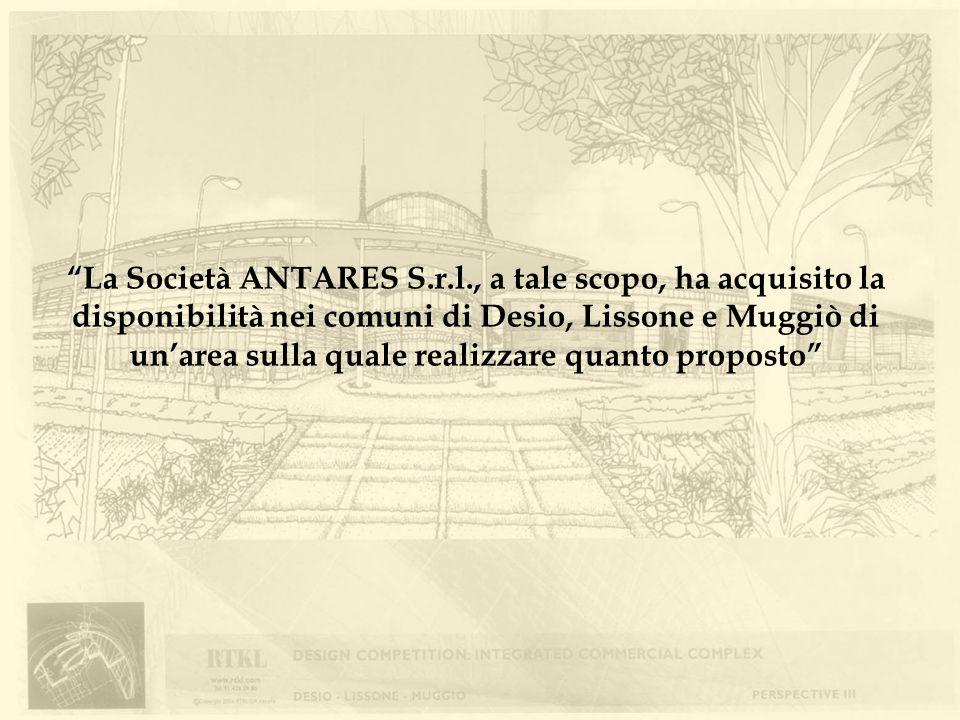 La Società ANTARES S. r. l