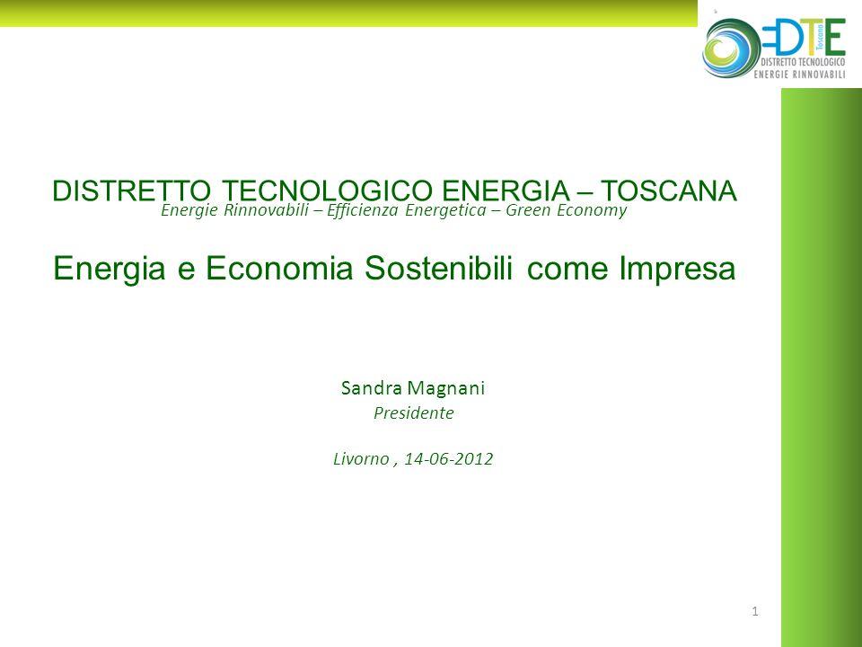 Energia e Economia Sostenibili come Impresa
