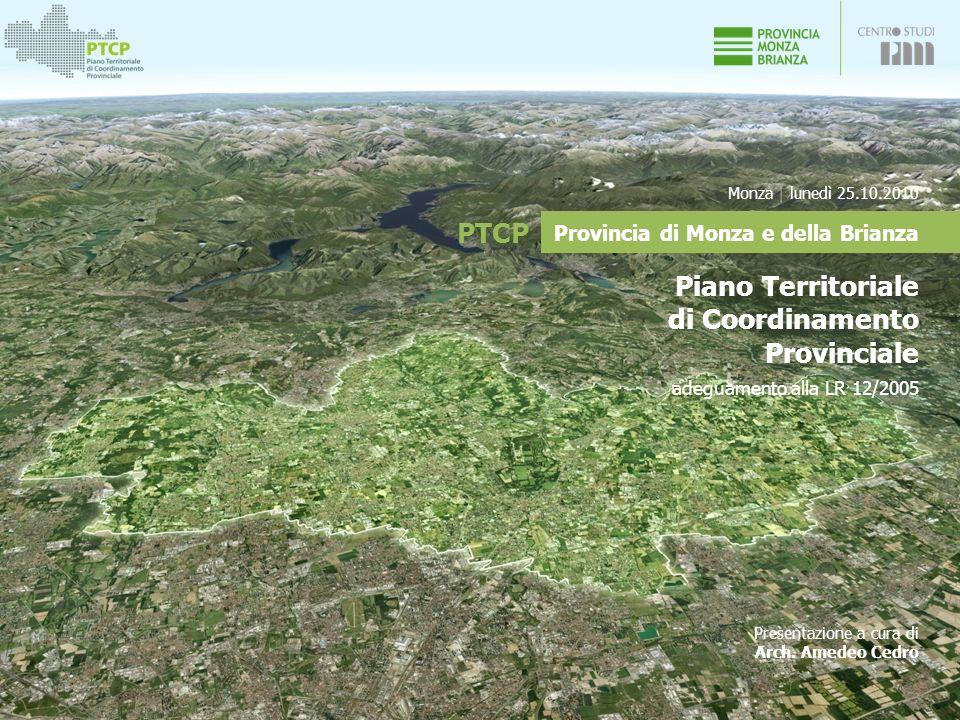 PTCP Piano Territoriale di Coordinamento Provinciale