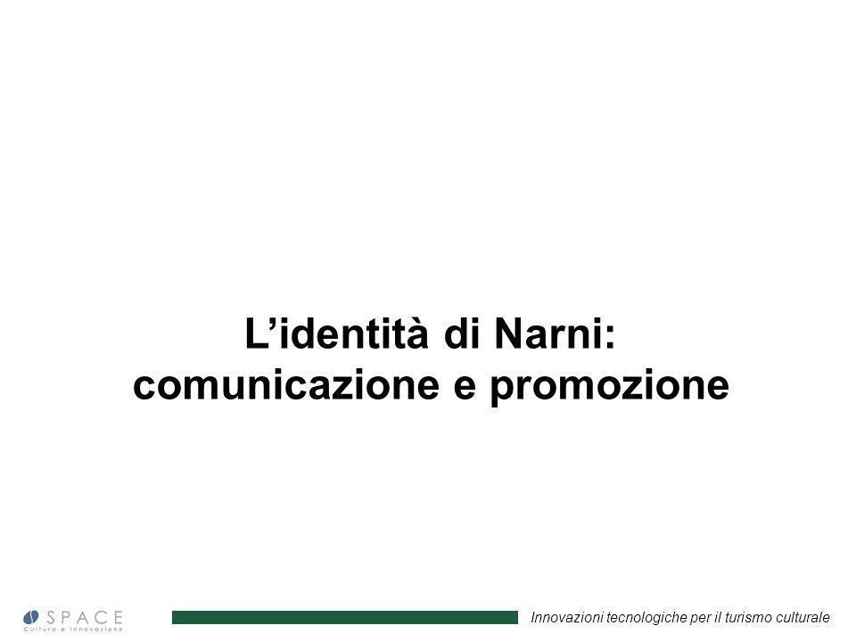 L'identità di Narni: comunicazione e promozione