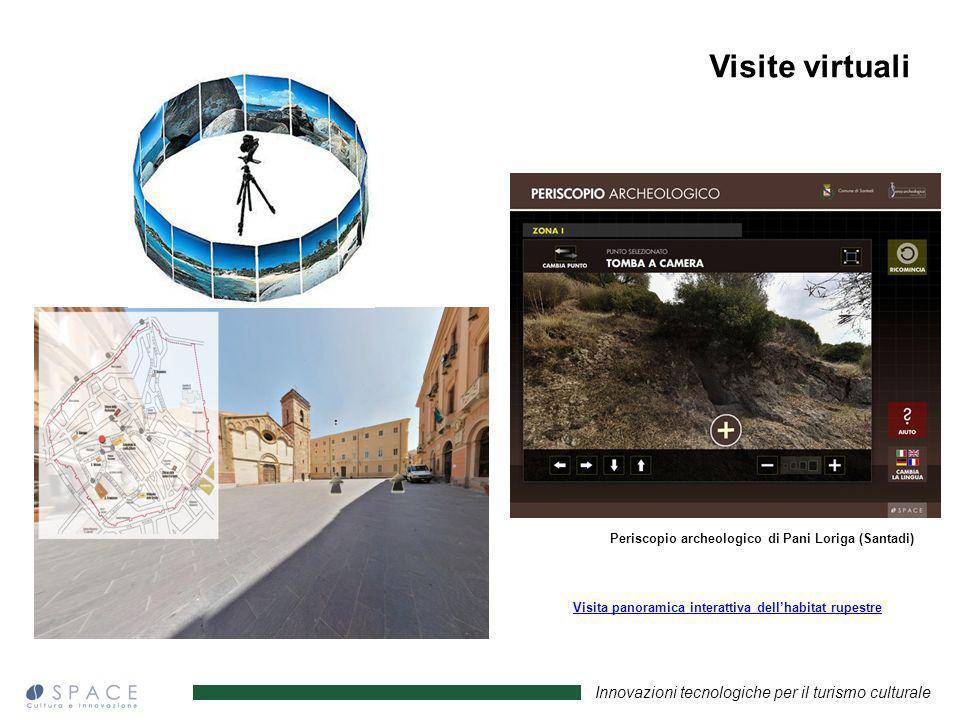 Visite virtuali Periscopio archeologico di Pani Loriga (Santadi)