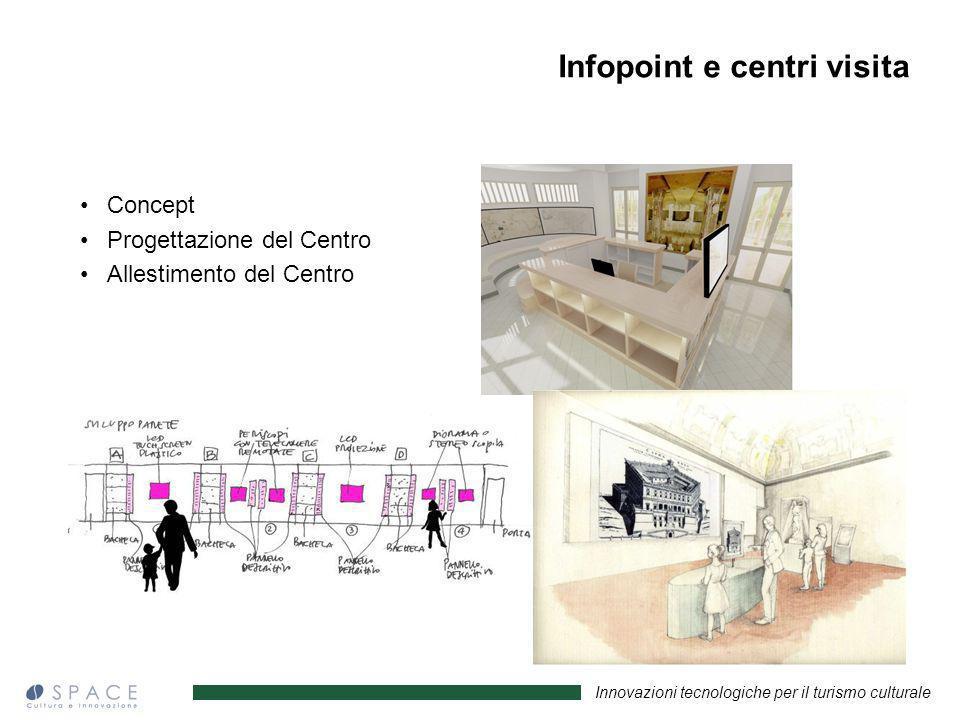 Infopoint e centri visita