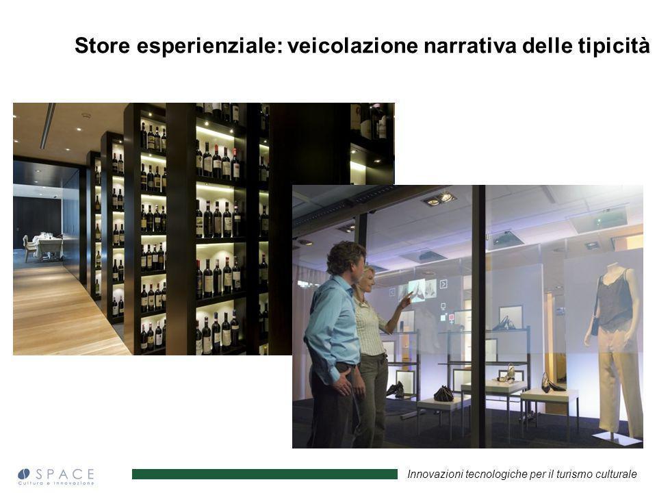 Store esperienziale: veicolazione narrativa delle tipicità