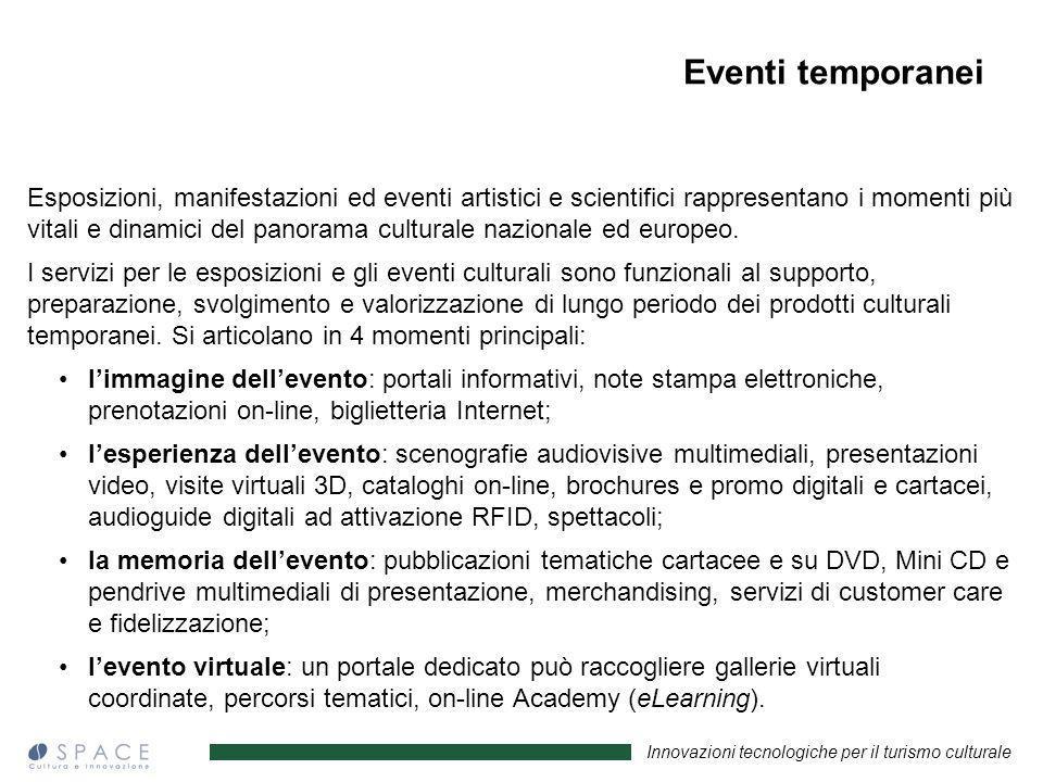 Eventi temporanei