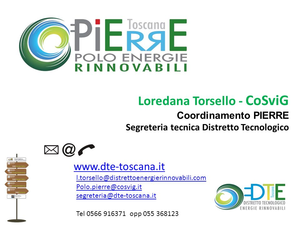 Loredana Torsello - CoSviG