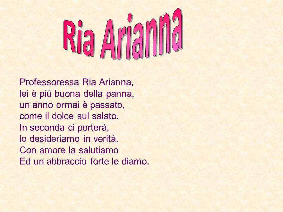 Ria Arianna