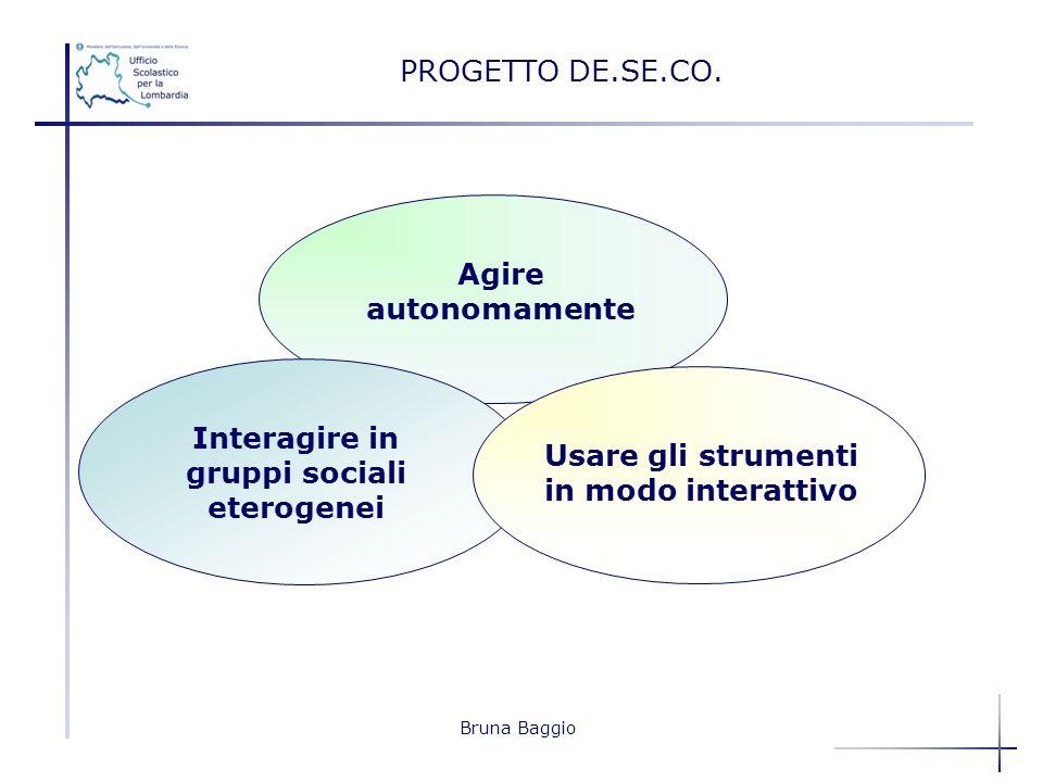 Interagire in gruppi sociali eterogenei
