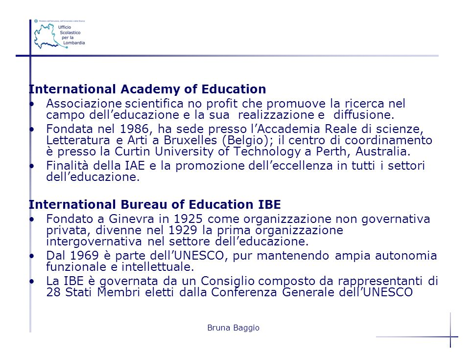 International Academy of Education