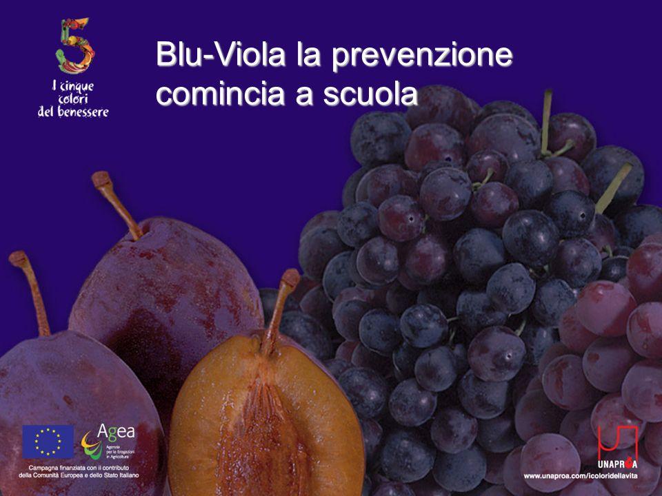 Blu-Viola la prevenzione comincia a scuola