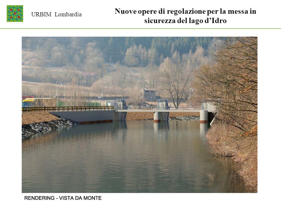 Nuove opere di regolazione per la messa in sicurezza del lago d'Idro