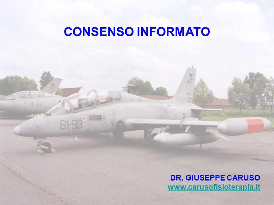 DR. GIUSEPPE CARUSO www.carusofisioterapia.it