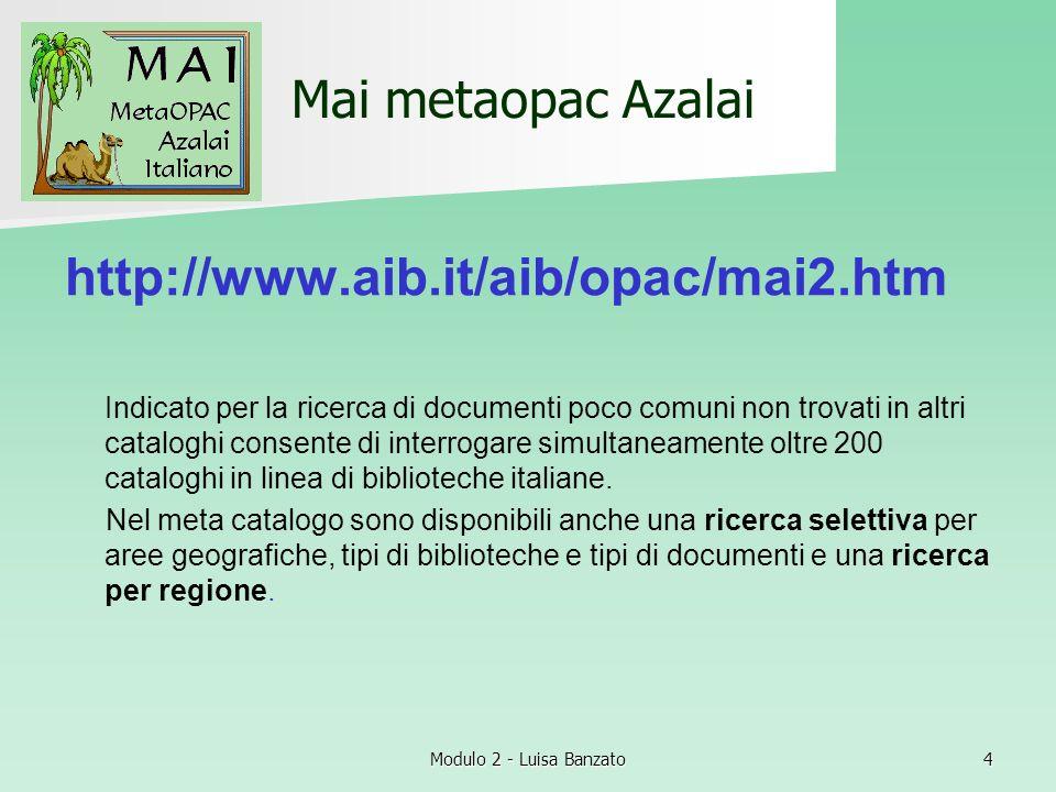 http://www.aib.it/aib/opac/mai2.htm Mai metaopac Azalai