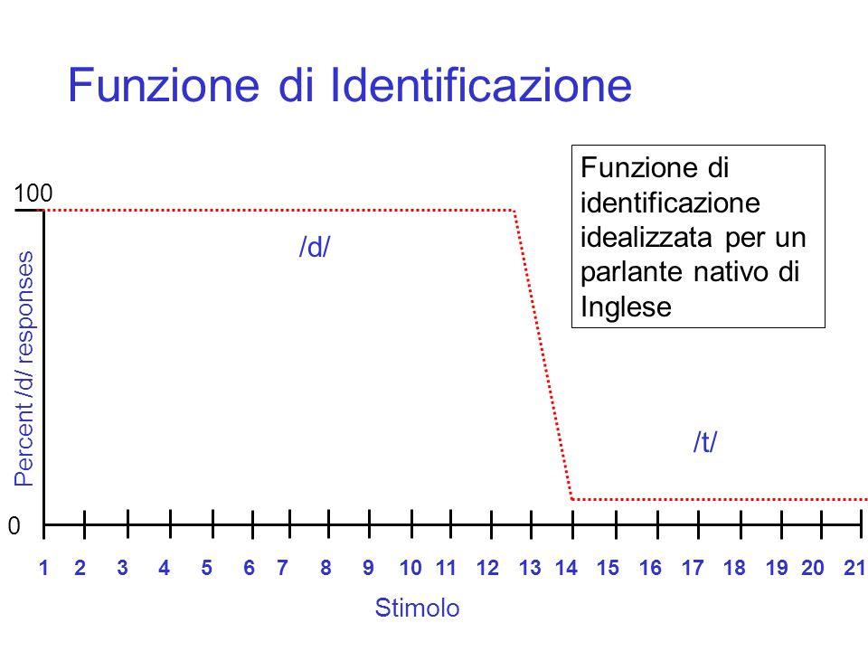 Funzione di Identificazione