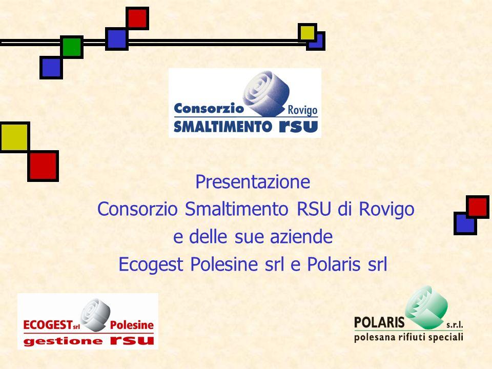 Consorzio Smaltimento RSU di Rovigo e delle sue aziende