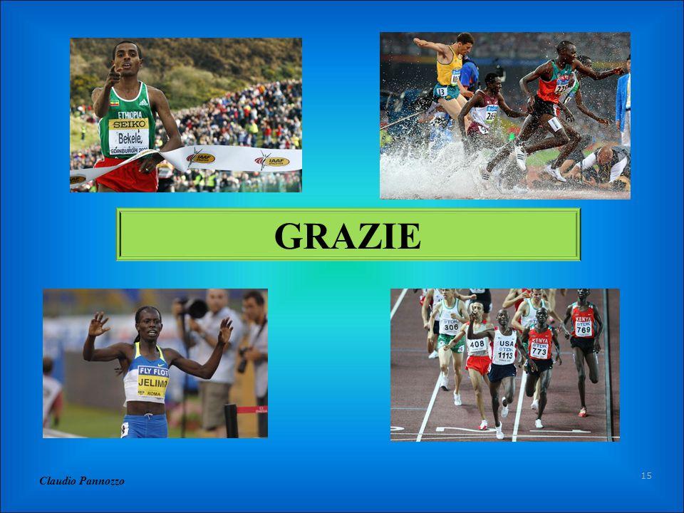 GRAZIE Claudio Pannozzo