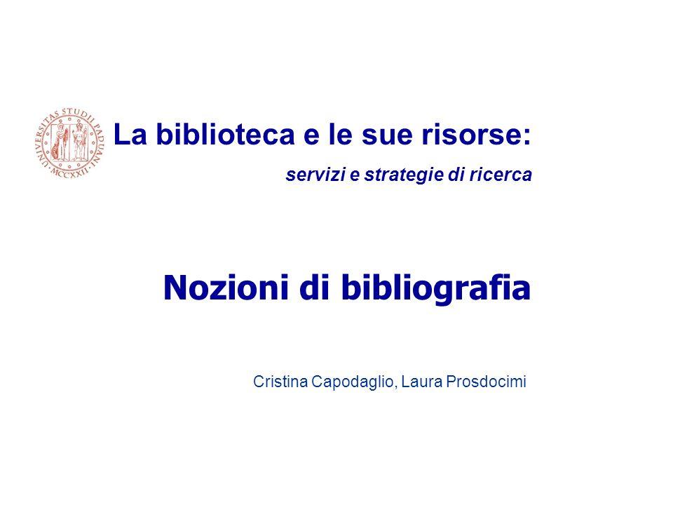 Cristina Capodaglio, Laura Prosdocimi