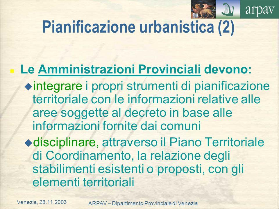 Pianificazione urbanistica (2)