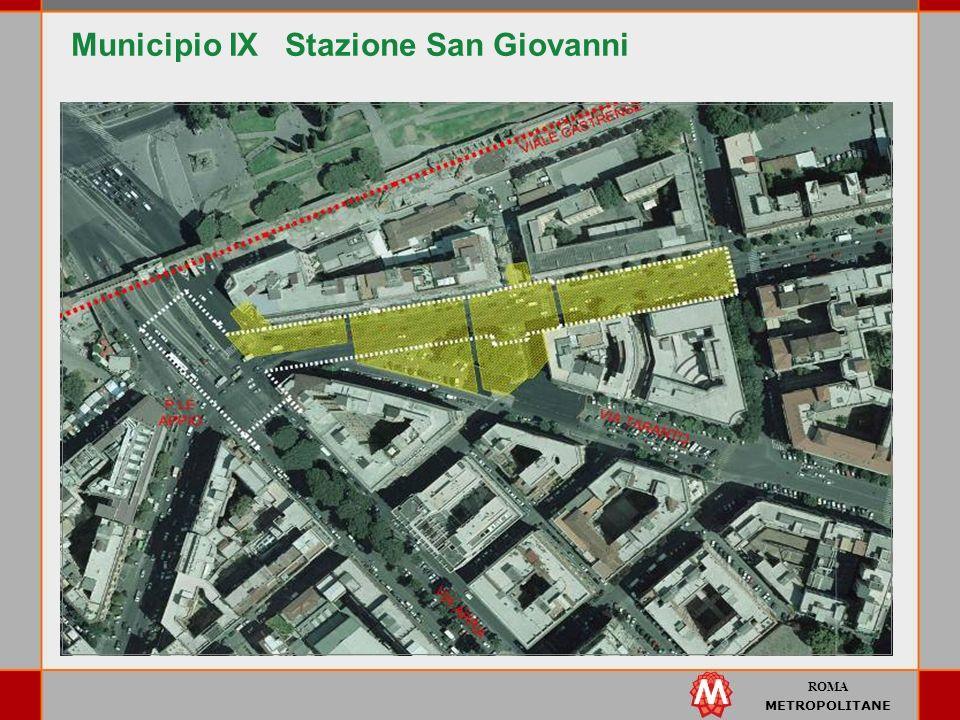 Municipio IX Stazione San Giovanni