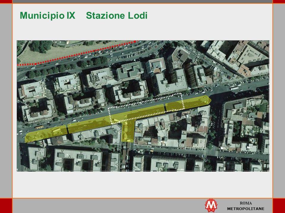 Municipio IX Stazione Lodi