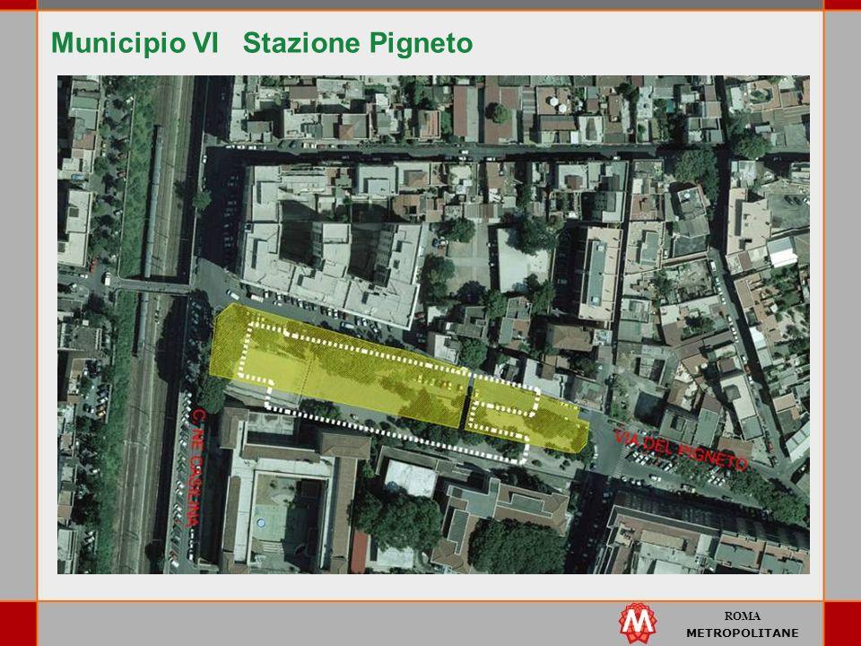 Municipio VI Stazione Pigneto