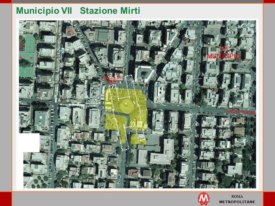 Municipio VII Stazione Mirti