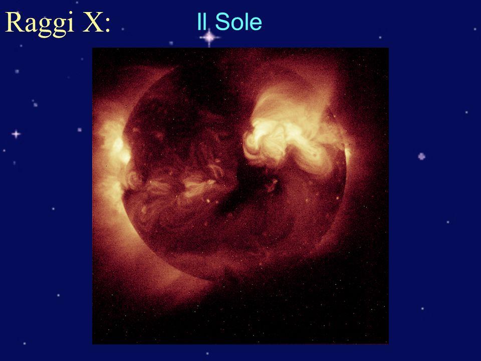 Raggi X: Il Sole