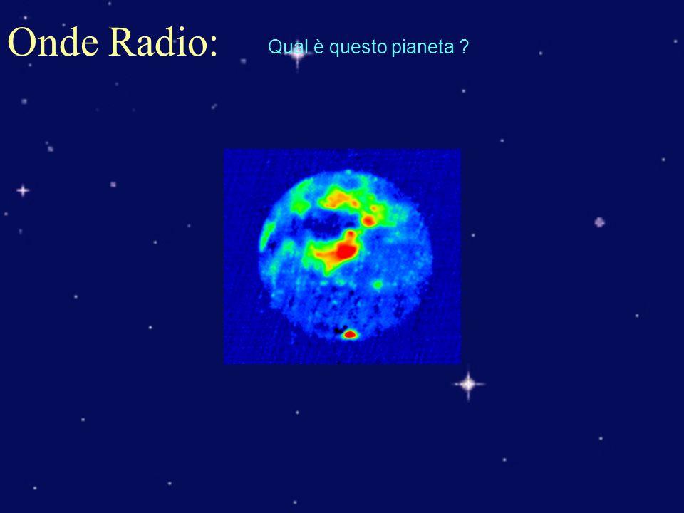 Onde Radio: Qual è questo pianeta
