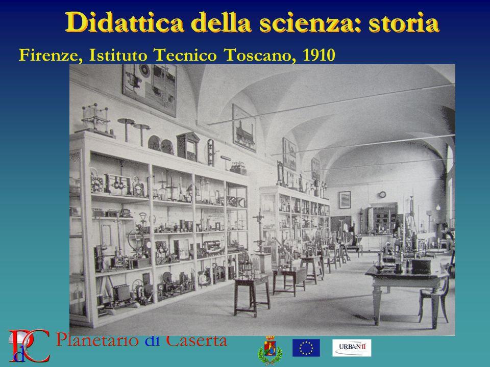Firenze, Istituto Tecnico Toscano, 1910