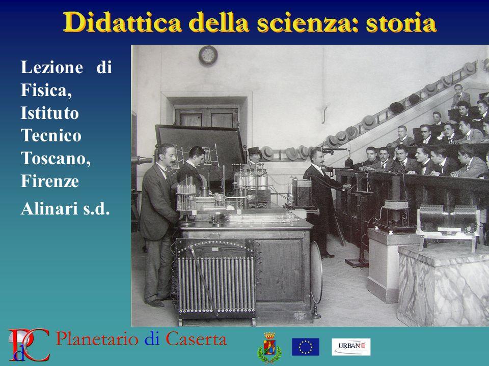 Didattica della scienza: storia