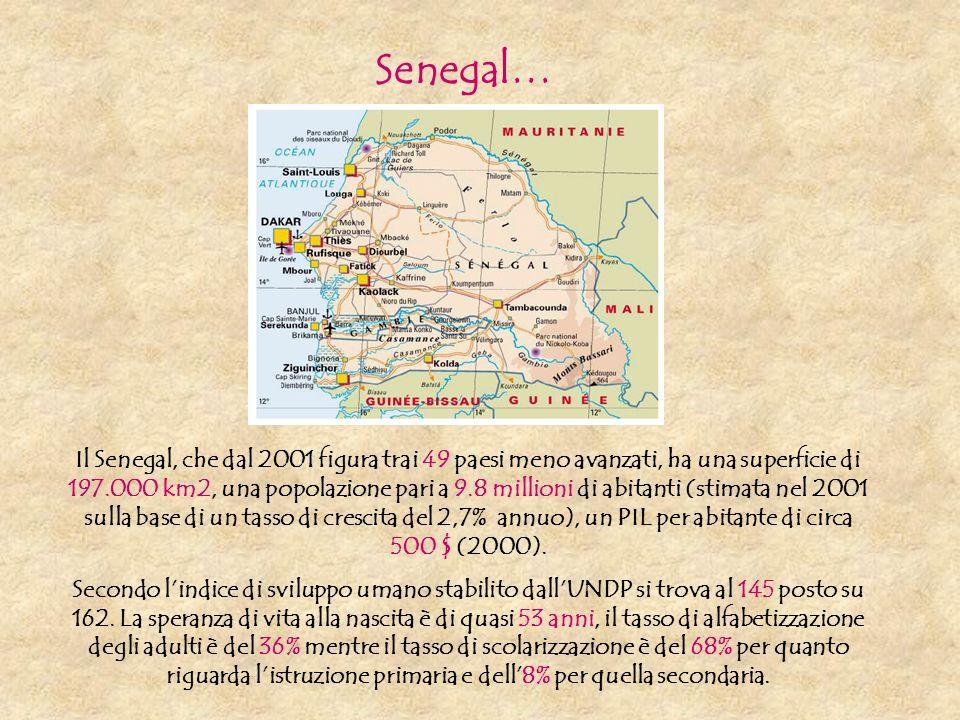 Senegal…