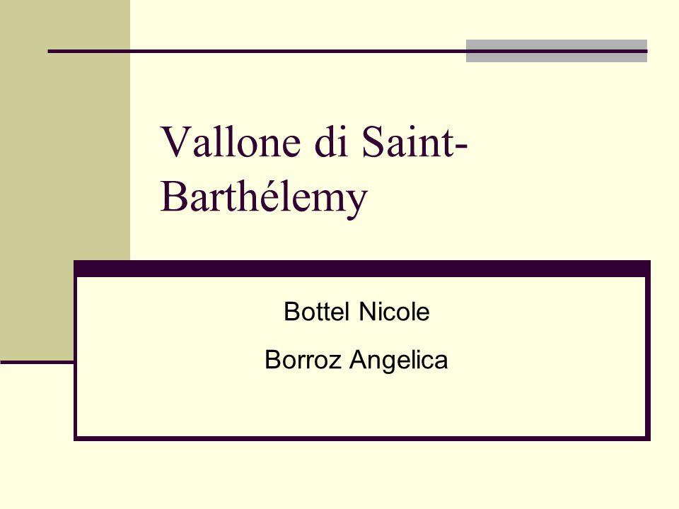 Vallone di Saint-Barthélemy