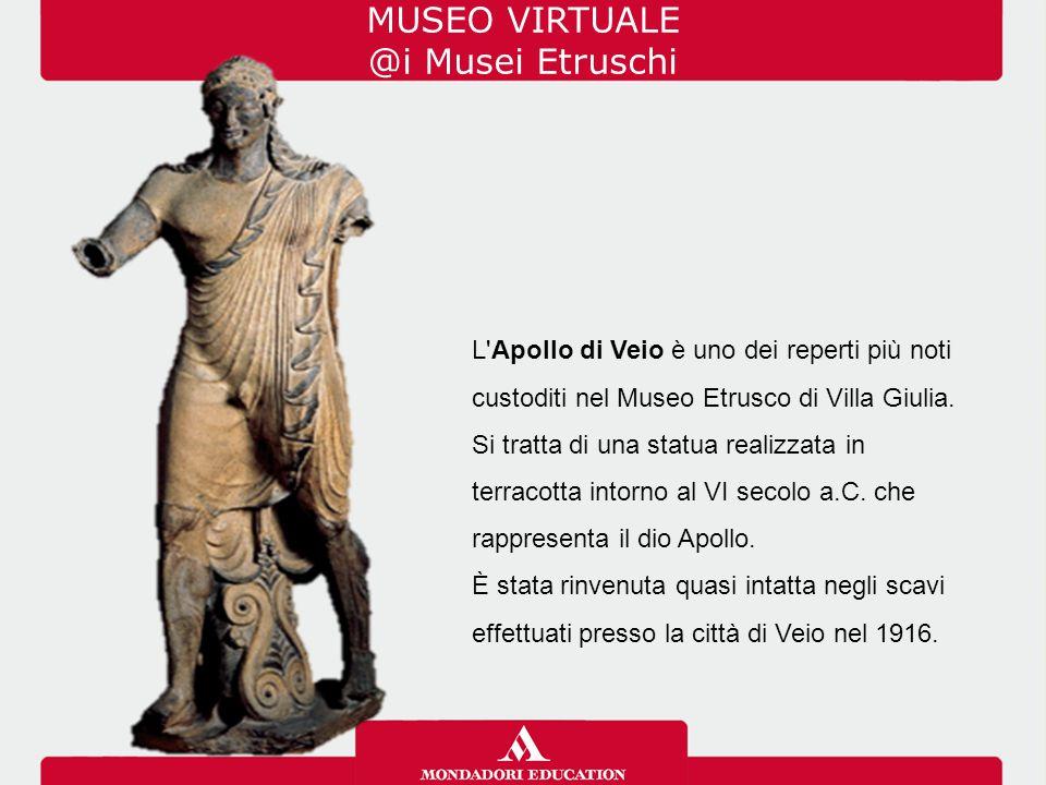 MUSEO VIRTUALE @i Musei Etruschi