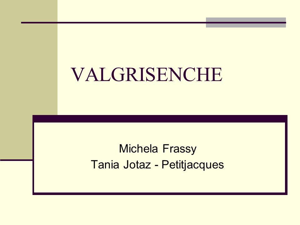 Michela Frassy Tania Jotaz - Petitjacques