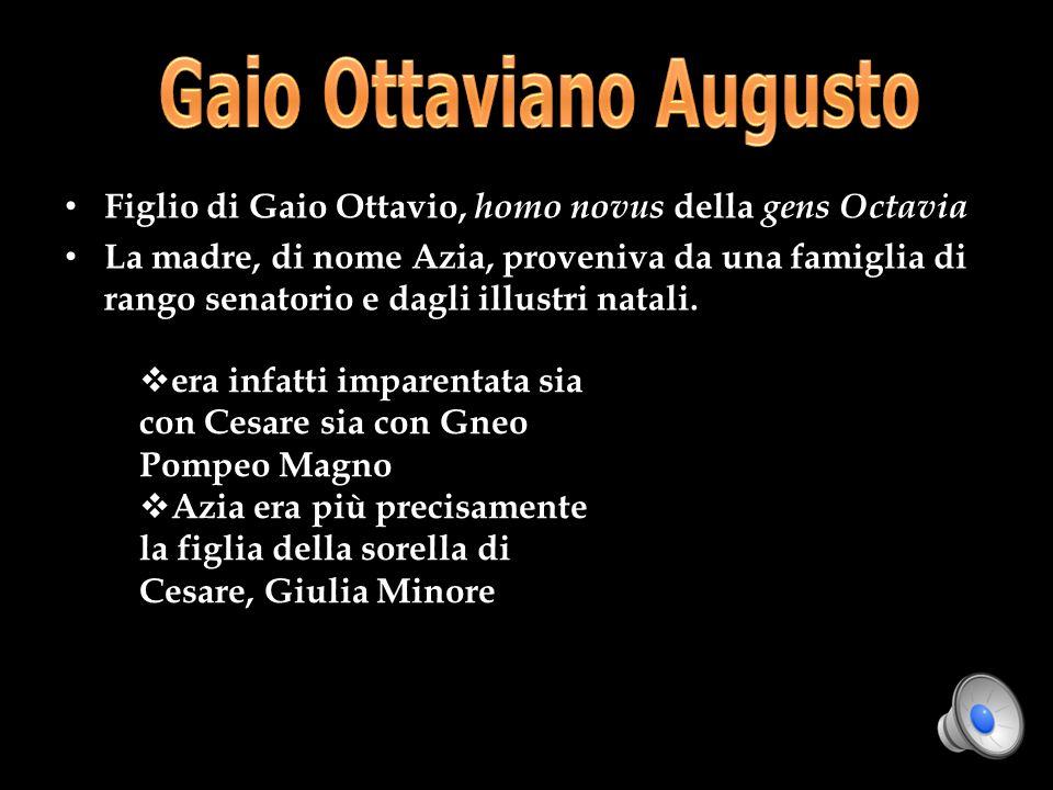 Gaio Ottaviano Augusto