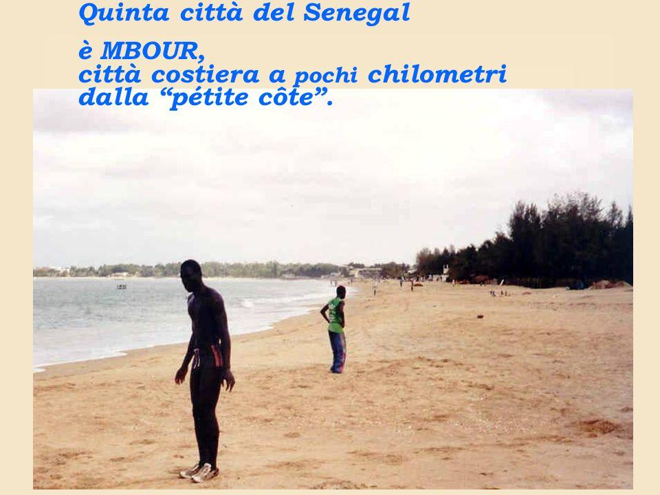 Quinta città del Senegal