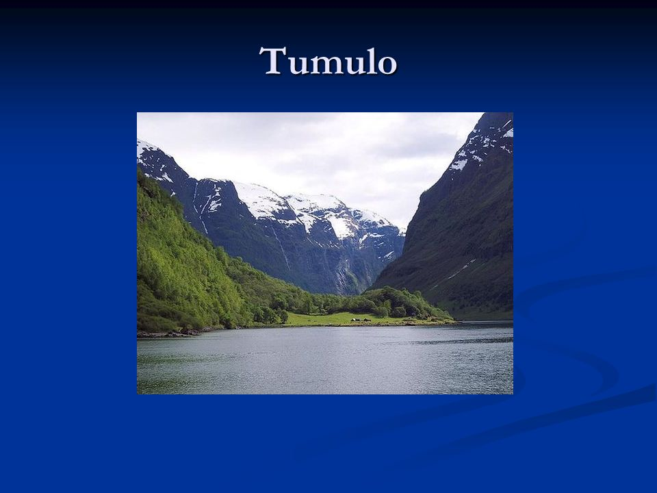 Tumulo