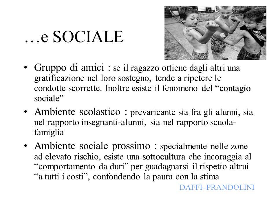 …e SOCIALE