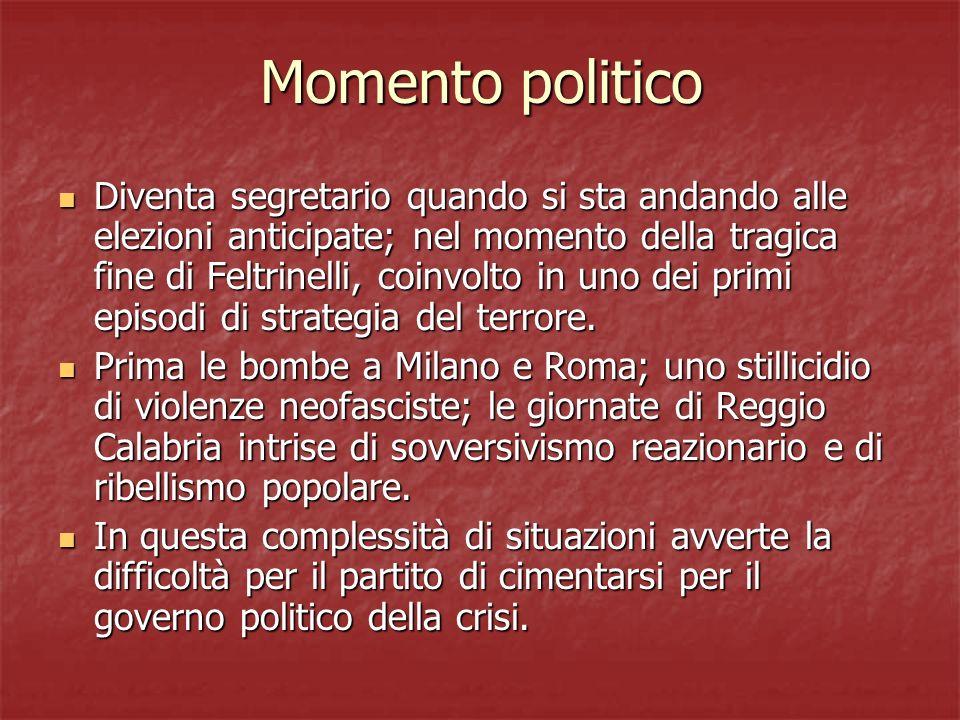 Momento politico