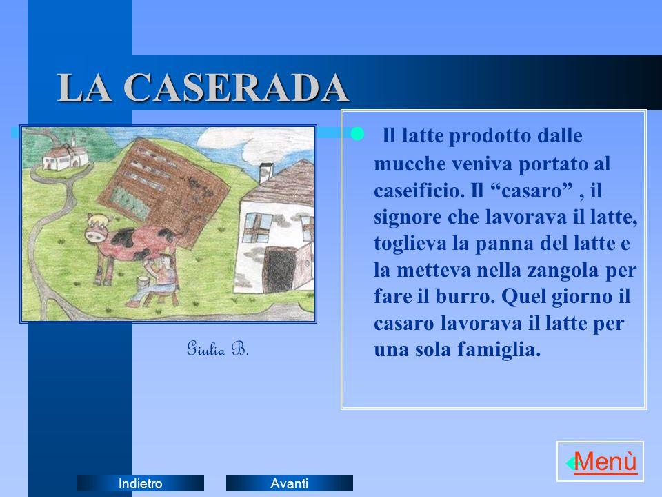 LA CASERADA