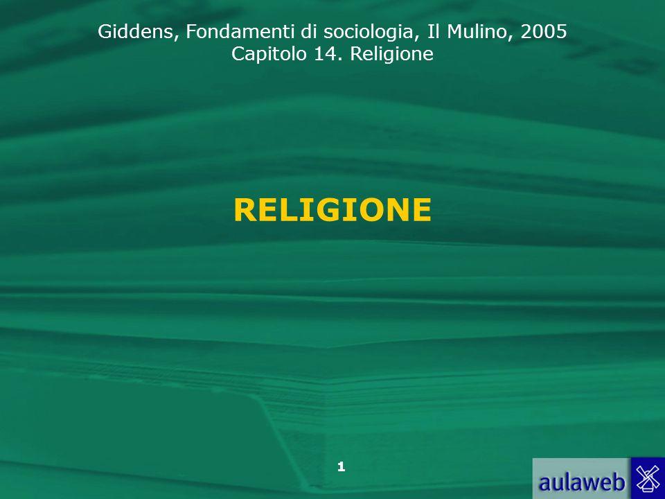 RELIGIONE