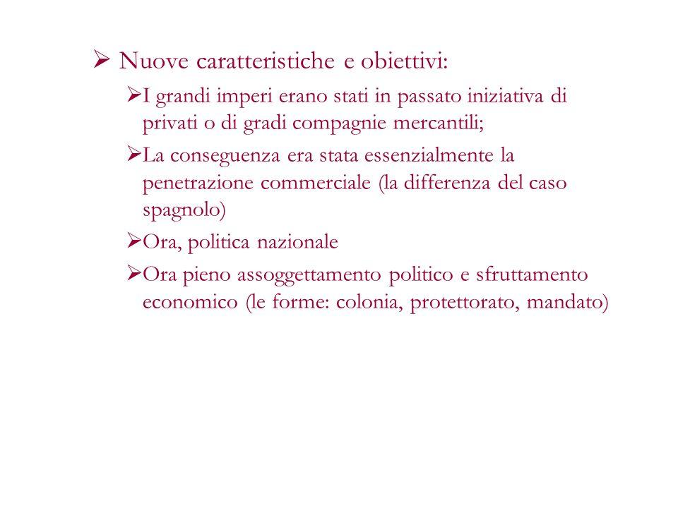 Nuove caratteristiche e obiettivi:
