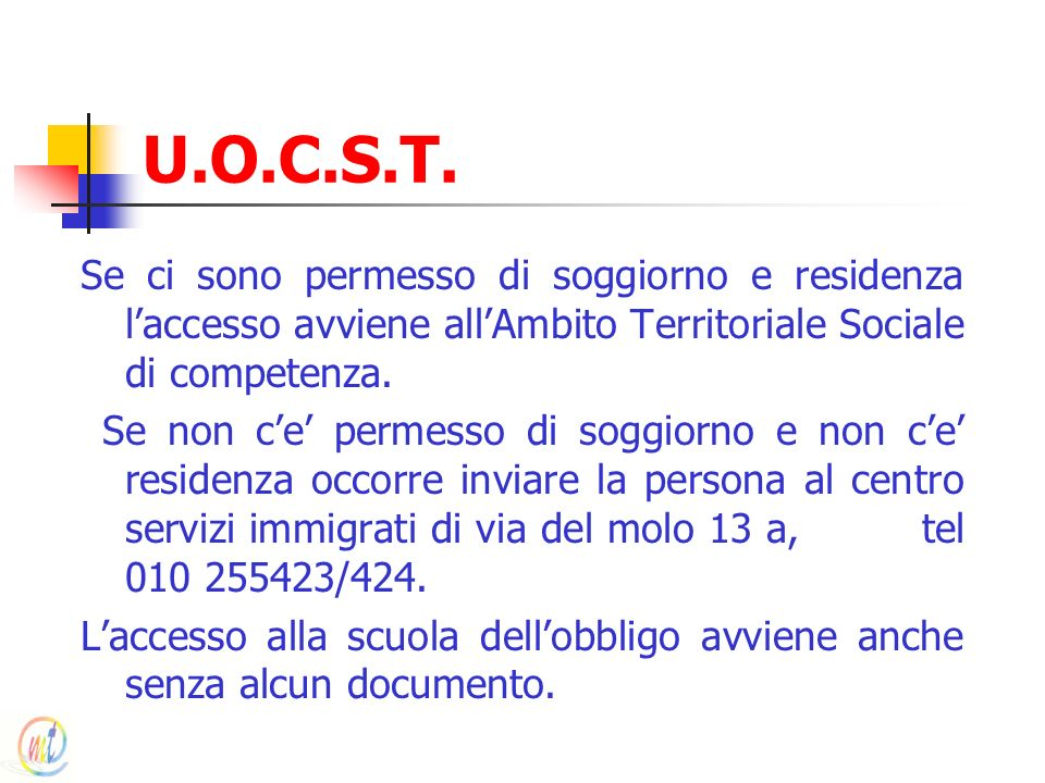 U.O.C.S.T.