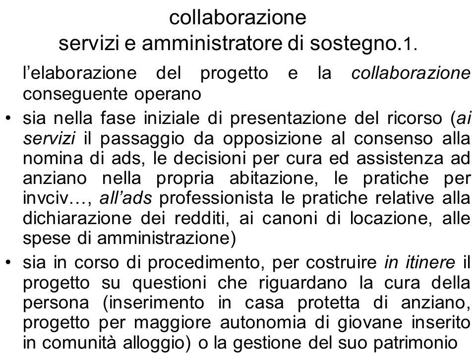 collaborazione servizi e amministratore di sostegno.1.