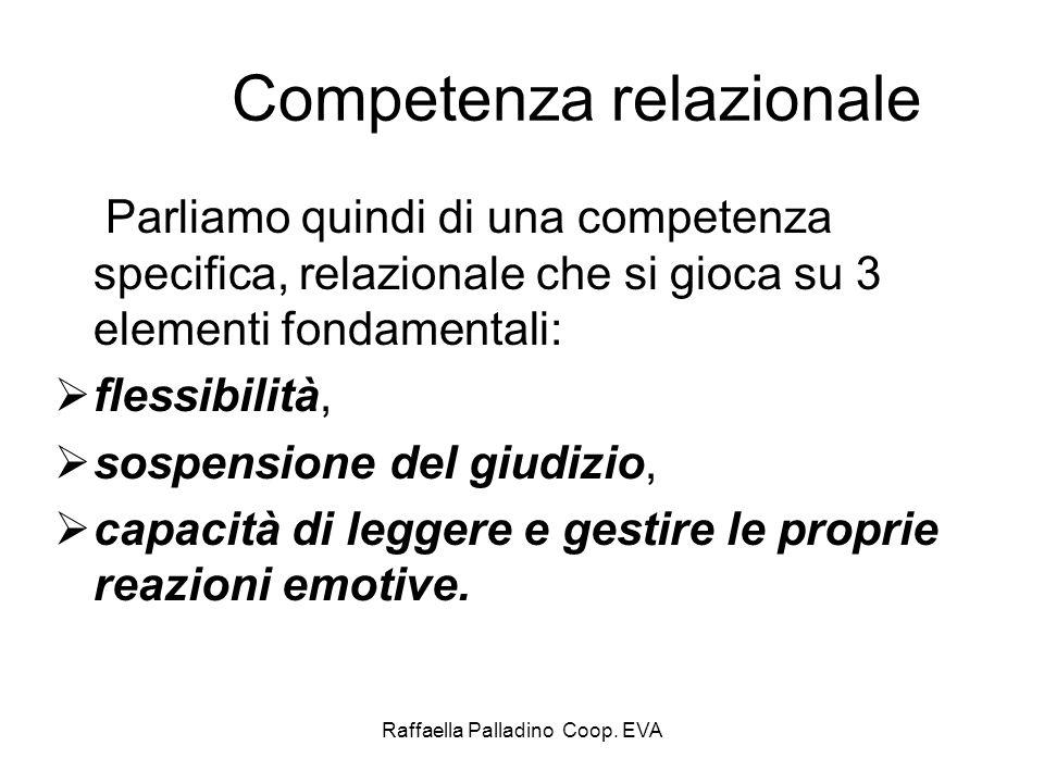 Competenza relazionale