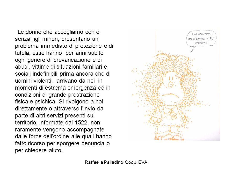 Raffaella Palladino Coop. EVA